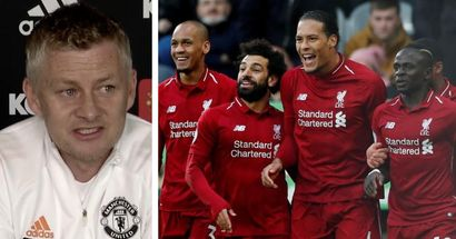 Ole Gunnar Solskjaer names 'on fire' Liverpool star Man United must be wary of