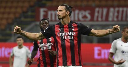 Milan's Brahim Diaz: 'Zlatan is my dad's age but he still decides games'