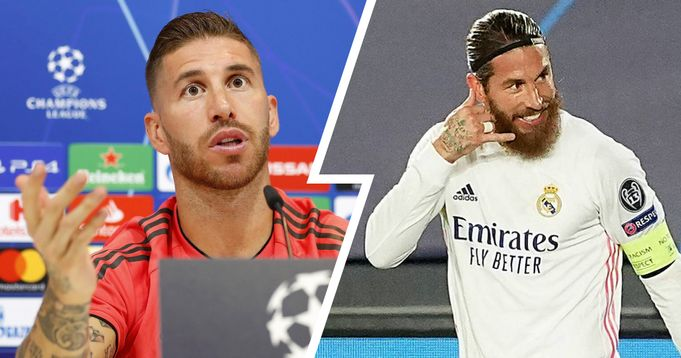 'I considered it for a while': here's what Sergio Ramos said about Man United in the past