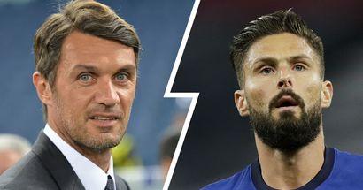 Giroud ha in testa solo il Milan: partite le trattative per lo svincolo dal Chelsea, Maldini spera