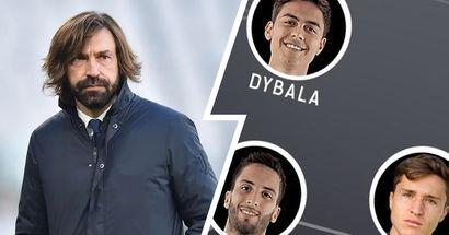 Le probabili formazioni di Juventus-Atalanta: Buffon torna dal 1', Dybala si candida per una maglia da titolare