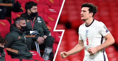Mirror: Maguire won't be ready for Euro 2020 opener against Croatia