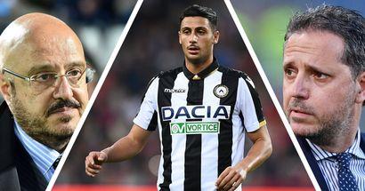 """La Juve proroga la scadenza per prendere Mandragora, ma il DT Marino è scettico: """"Non so se la Juve lo acquisterà"""""""