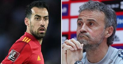 What Busquets' Covid situation means for Spain: explained