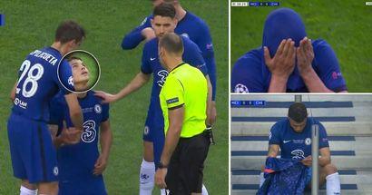 Straziante: le emozioni di Thiago Silva dopo aver lasciato il campo per infortunio nella finale di Champions
