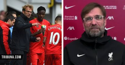 'When I arrived in England, they had the most talented squad': Klopp recalls facing Tottenham in his 1st game in charge of Liverpool