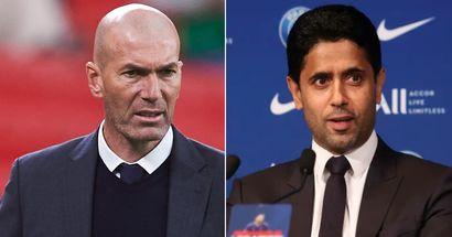 Le PSG serait intéressé à embaucher Zidane pour remplacer Pochettino