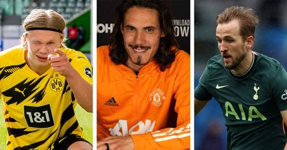 Simon Stone: Cavani deal likely means no Haaland or Kane this summer (reliability: 5 stars)