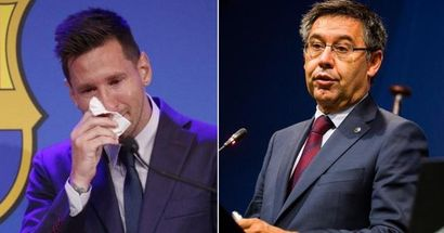 Bartomeu: 'It was a mistake to let Messi leave. It would not have happened with me'