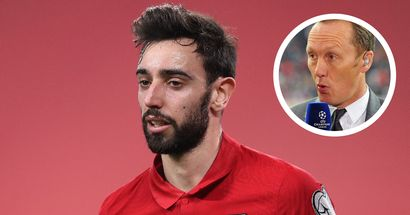 Bruno Fernandes criticised for 'strolling' on the pitch as Portugal lose to Germany