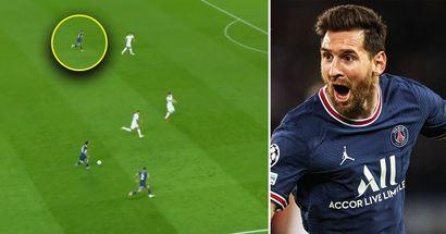 Le immagini: Cosa ha fatto Lionel Messi esattamente 3 secondi dopo aver segnato per il PSG