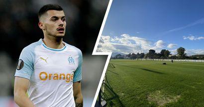 Nemanja Radonjic est le seul absent de l'entraînement de l'OM la veille du match retour face à Porto