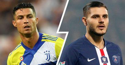 Icardi sur une liste restreinte de 3 joueurs de la Juventus pour remplacer Cristiano Ronaldo (fiabilité: 4 étoiles)