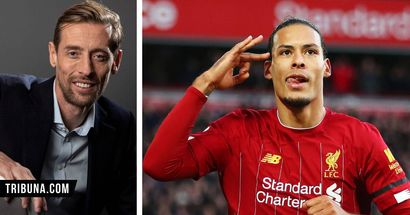 Crouch completely exposes Van Dijk's stat about goal-leading errors: Here's why the information is misleading