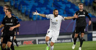 El Real Madrid se clasifica líder de su grupo a octavos de final