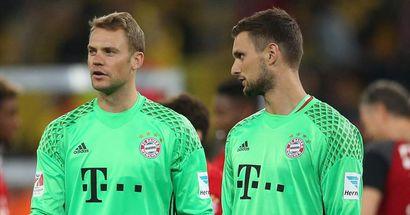 """""""Sind auf einer Wellenlänge"""": Sven Ulreich erklärt, warum seine Beziehung zu Manuel Neuer so gut ist"""