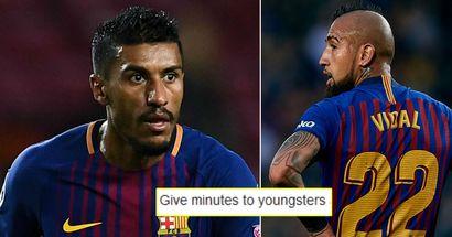 """""""Oubliez Paulinho"""", """"Vidal version 2"""": la communauté du Barça sur Tribuna explique pourquoi Paulinho devrait/ne devrait pas revenir"""