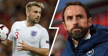 Luke Shaw opens up on letting Gareth Southgate down and 'massive' England regrets