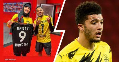 """""""Nicht mehr mein BVB"""": Sancho sorgt mit einem fröhlichen Foto nach der Niederlage für den Ärger der Fans"""