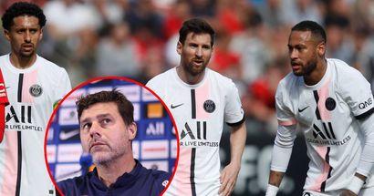Pochettino s'en prend au calendrier alors que le PSG devra faire sans les Sud Américains face à Angers