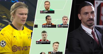Best XI of football stars who will miss Euro 2020 named