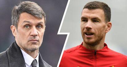 Il Milan valuta il colpo Dzeko: i rossoneri faranno un tentativo per il bosniaco solo in un caso