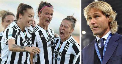 """""""Siamo fieri delle Juventus Women, sono uno spot per il calcio femminile!"""": Nedved incoraggia le Bianconere"""