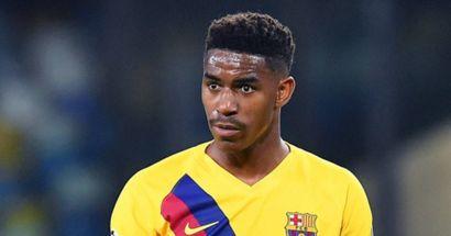 Concorrenza agguerrita per Junior Firpo: sul terzino del Barça il Marsiglia e 3 club di Serie A