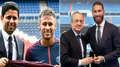 ¿Es el PSG más rico que el Real Madrid? Tú preguntaste, nosotros respondimos