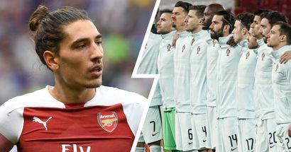 'Bellerin should be ashamed': Arsenal fans react to Cedric Soares' impressive outing for Portugal