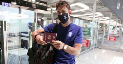 Greek media: Kostas Tsimikas tests positive for coronavirus