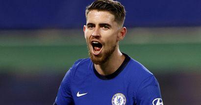 Jorginho's agent confirms midfielder's Chelsea future