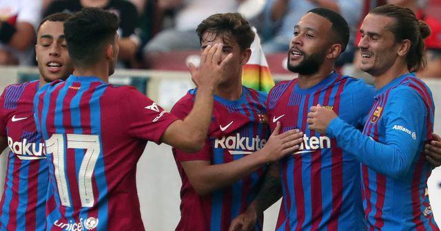 1st half. Salzburg vs Barca: LIVE updates, reactions, stats, ratings