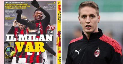 Da 'Milan VAR' della Gazzetta a Conti verso la Fiorentina: le 3 news più importanti sui Rossoneri che dovreste assolutamente leggere