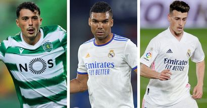 Casemiro finally returns to training and 3 more under-radar stories at Real Madrid