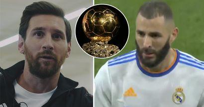 Leo Messi nombra a 4 candidatos al Balón de Oro por los que votará