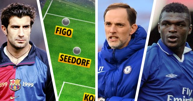 Desailly, Zidane and more: Tuchel names his favourite XI of 90s players