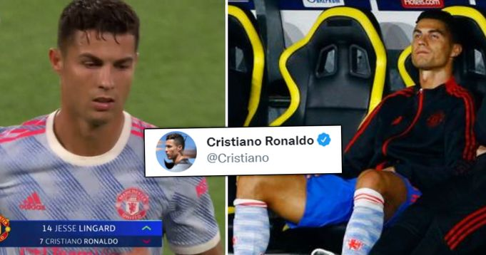 Cristiano Ronaldo reacts to humiliating Young Boys defeat