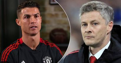 'I know my role': Cristiano Ronaldo explains how Man United can become 'a better team'