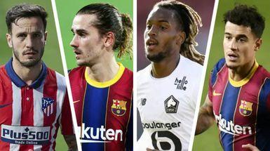 3 jugadores entran, 7 se van: llegadas y salidas del Barça ordenadas de más improbables a probables
