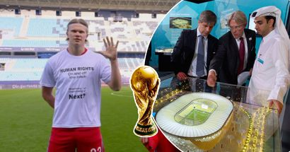 Norway leading boycott against World Cup in Qatar, make another gesture