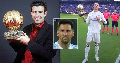 Revealed: top 6 countries with most Ballon d'Ors –CR7's Portugal beat Zidane and Messi