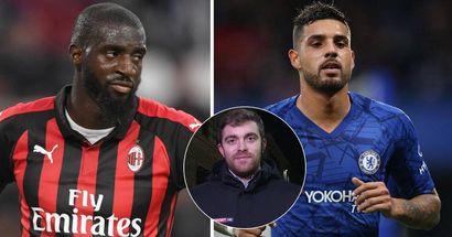Emerson, Bakayoko & 1 more: Romano provides updates on sale of Chelsea's fringe players