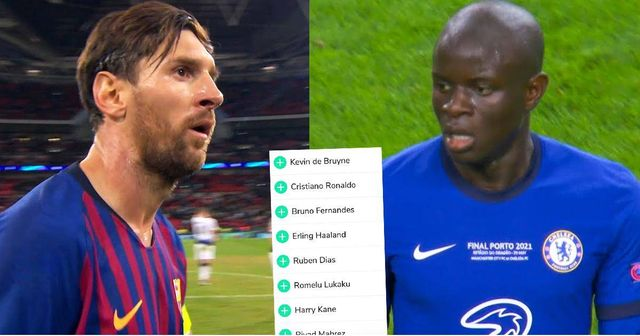 Quote Pallone d'oro 2021: Mbappé e Kanté davanti a Lionel Messi