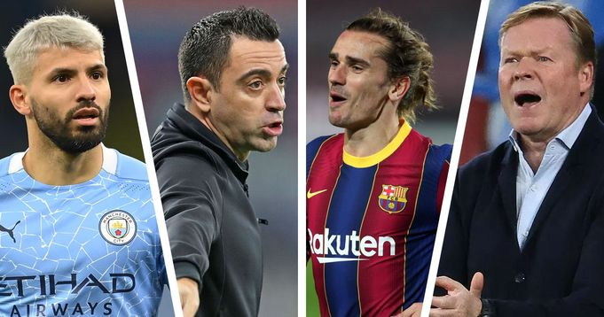 Xavi, Griezmann and 13 more names in latest Barcelona transfer round-up with probability ratings