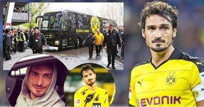 Una volta il Borussia Dortmund ha dimenticato Hummels in un'altra città! Nessuno si è accorto della sua assenza