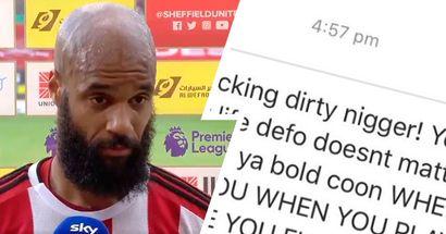 Sheffield striker McGoldrick reveals vile racist abuse after grabbing brace against Chelsea