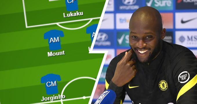 Unleash Big Rom: Chelsea fans select ultimate XI to face Arsenal