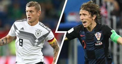 El Real Madrid de los capitanes: sus jugadores son líderes de sus selecciones en la Euro