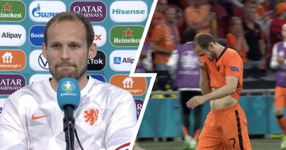 Daley Blind considered not playing at Euro 2020 after Christian Eriksen incident